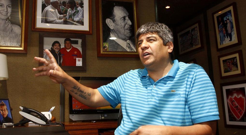 Pablo Moyano fue citado a indagatoria por el presunto fraude en Independiente
