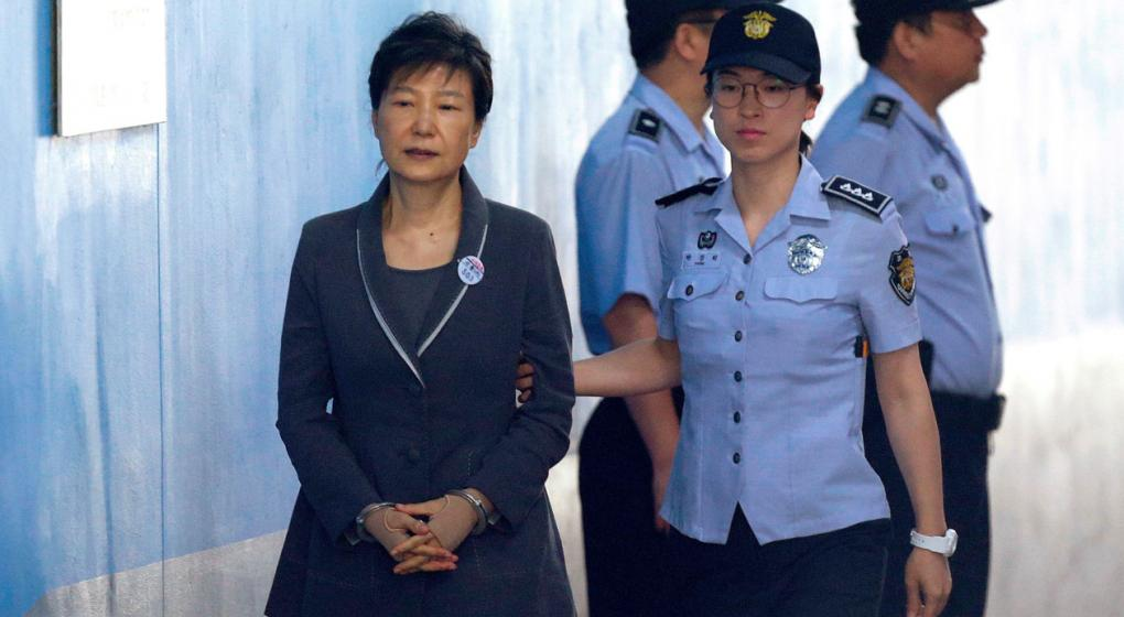 Subieron a 25 años la condena a la expresidenta surcoreana Park