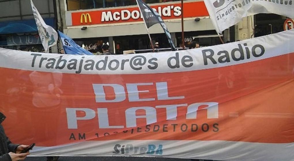 Siguen los despidos en los medios de comunicación: al menos 30 empleados fueron desafectados de Radio del Plata