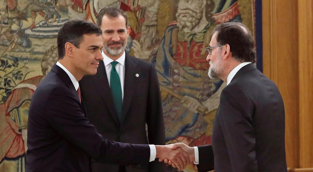 España vivió un relevo exprés: siete claves