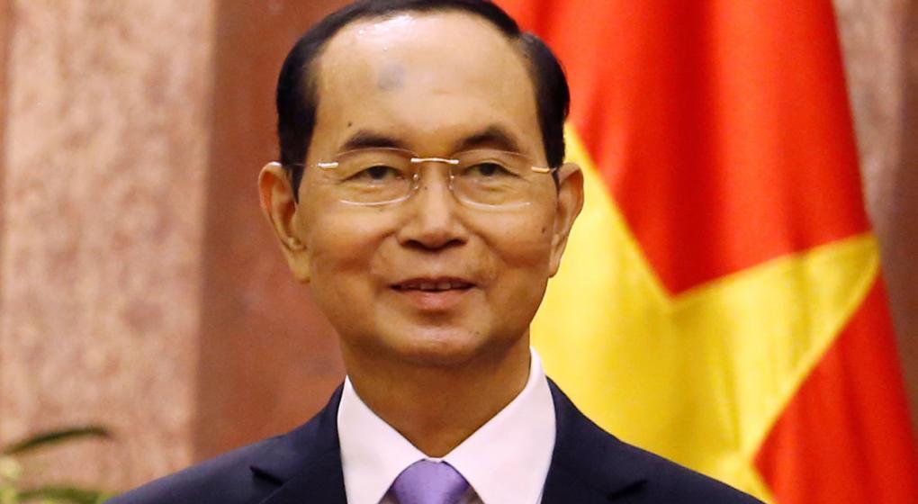 Murió el presidente de Vietnam, a los 61 años