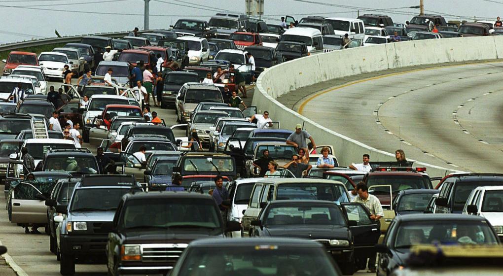 Huracán Florence: una cordobesa cuenta cómo se autoevacuó de Carolina del Sur