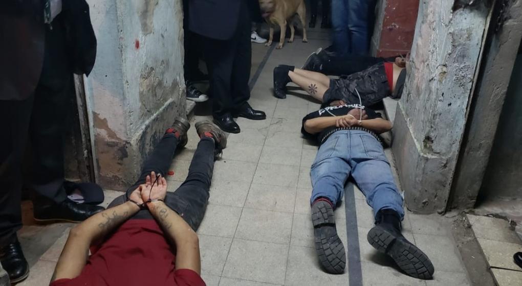Trece detenidos por el atentado anarquista en Recoleta