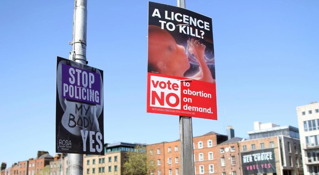 Irlanda: antes del recuento oficial, antiabortistas admitieron la derrota