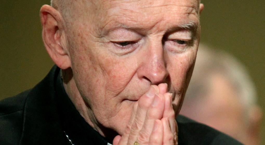 Francisco ordenó ampliar la investigación sobre abusos del excardenal McCarrick