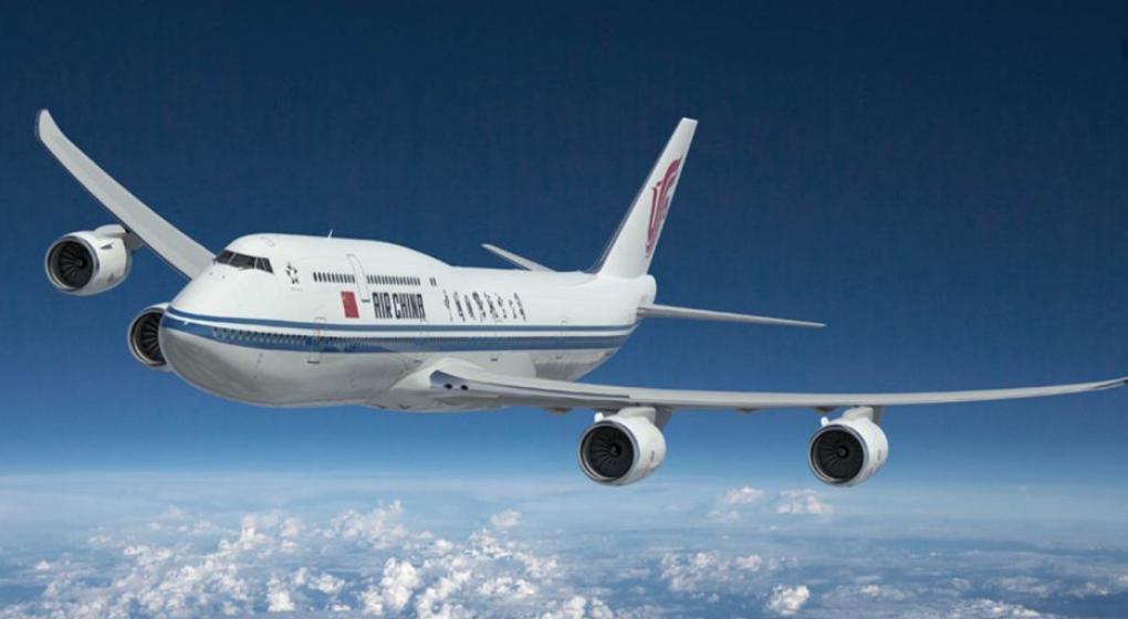 Amenaza terrorista en un vuelo que viajaba de París a Beijing