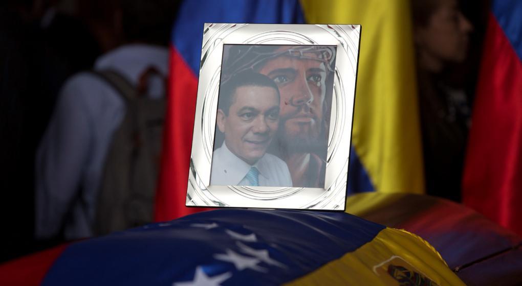 Condena mundial contra Maduro por la muerte del concejal Albán