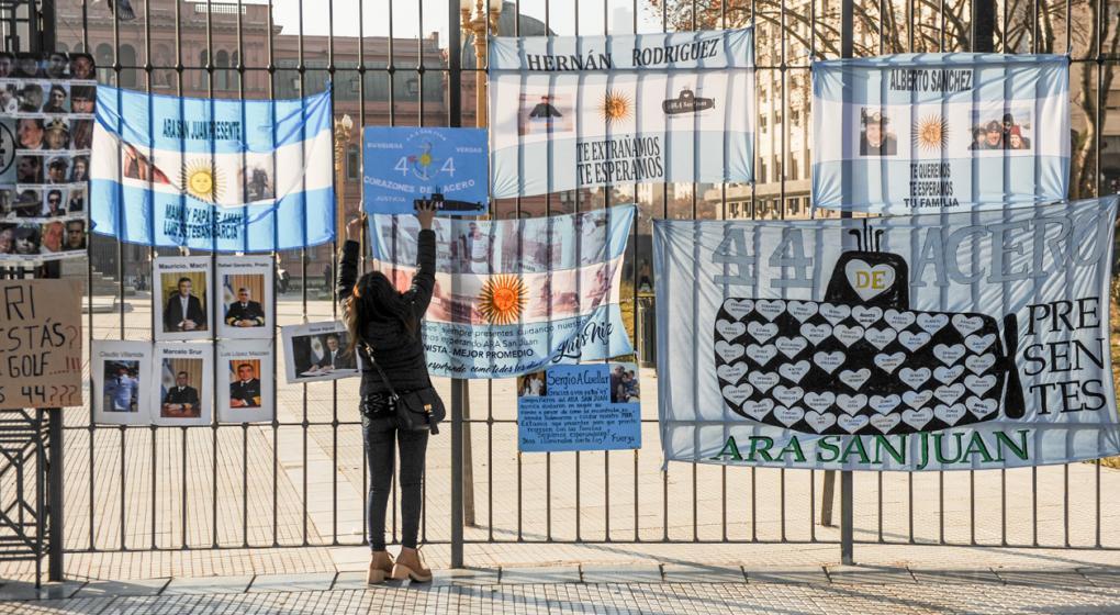 ARA San Juan, a casi un año de su desaparición: cómo será el homenaje