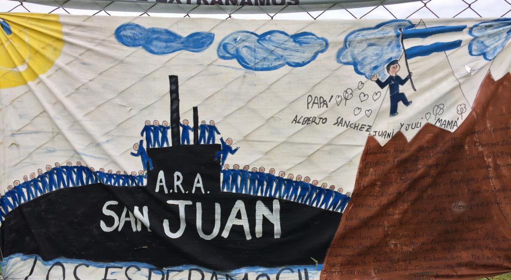 ARA San Juan: familiares de los tripulantes pidieron agilizar la búsqueda