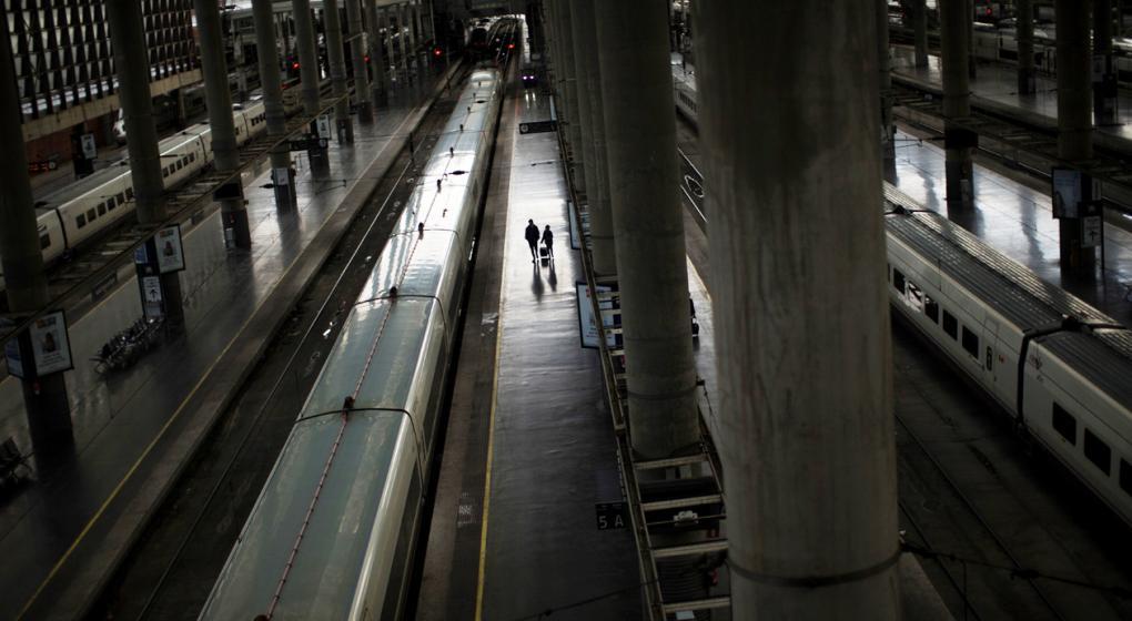 Confundieron la hebilla de un cinturón con un explosivo y generaron un caos en trenes de Barcelona y Madrid