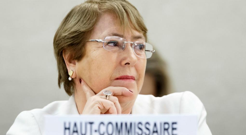 Bachelet celebró el Nobel para quienes luchan contra la violencia sexual