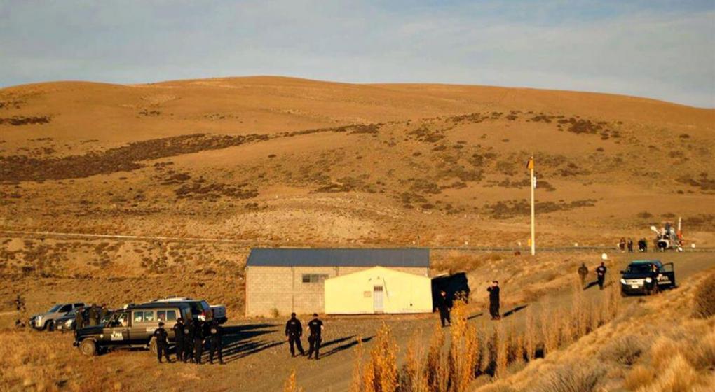 Santa Cruz: excavan una estancia de Lázaro Báez en busca de dinero negro