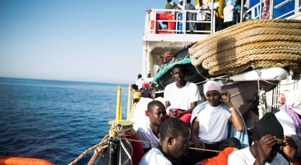 Un alto comisionado de la ONU agradeció a España su ayuda a los 629 inmigrantes