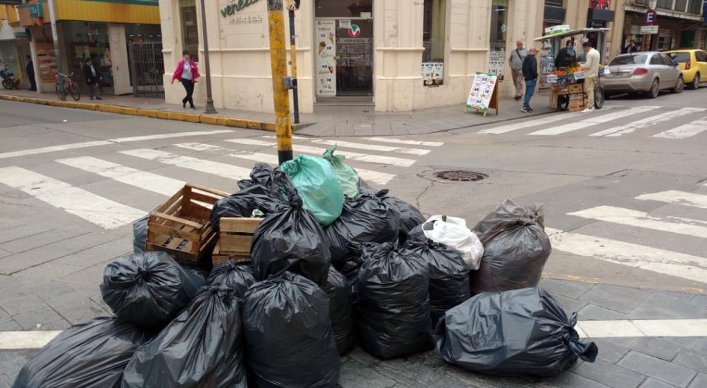 Recolección de basura: se levantó el paro