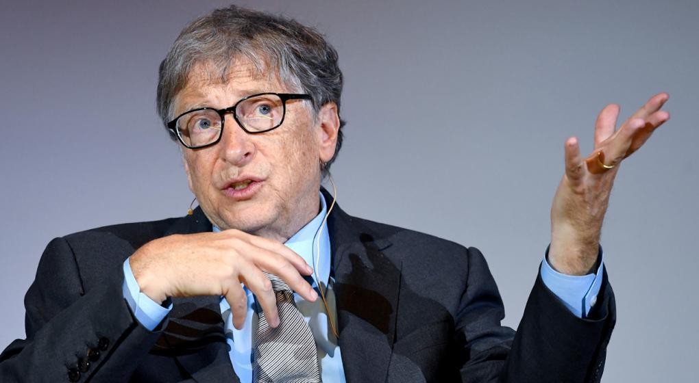 Bill Gates: El capitalismo es la mejor forma de combatir desigualdad