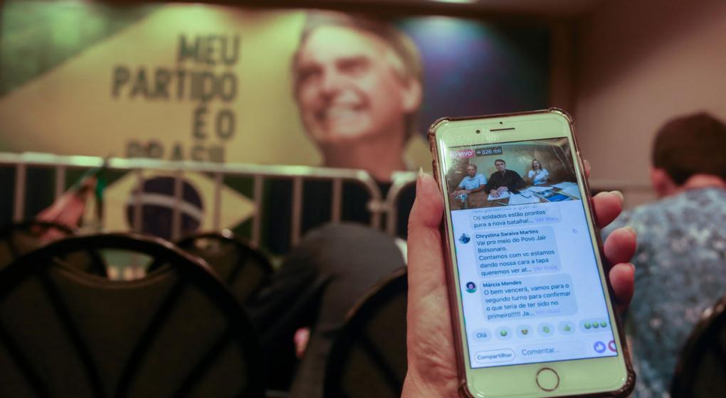 Los médicos dicen que Bolsonaro no puede participar en campaña ni asistir a debates