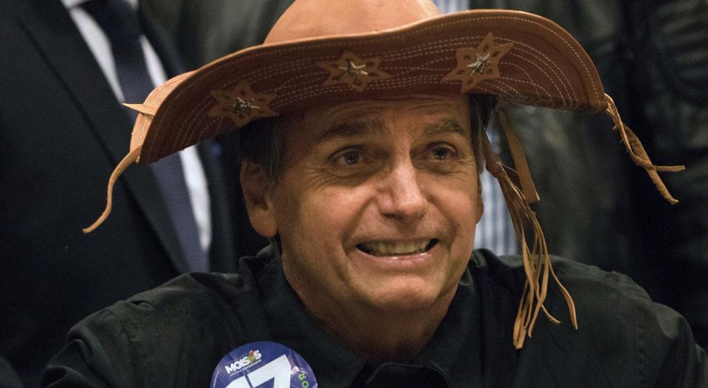 "Jair Bolsonaro: Un abrazo a Macri que terminó con la ""Dilma Kirchner"""