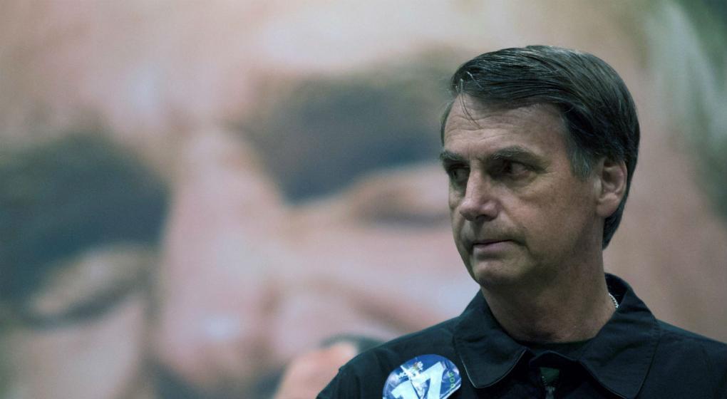 Elecciones en Brasil: encuesta otorga una amplia ventaja a Bolsonaro
