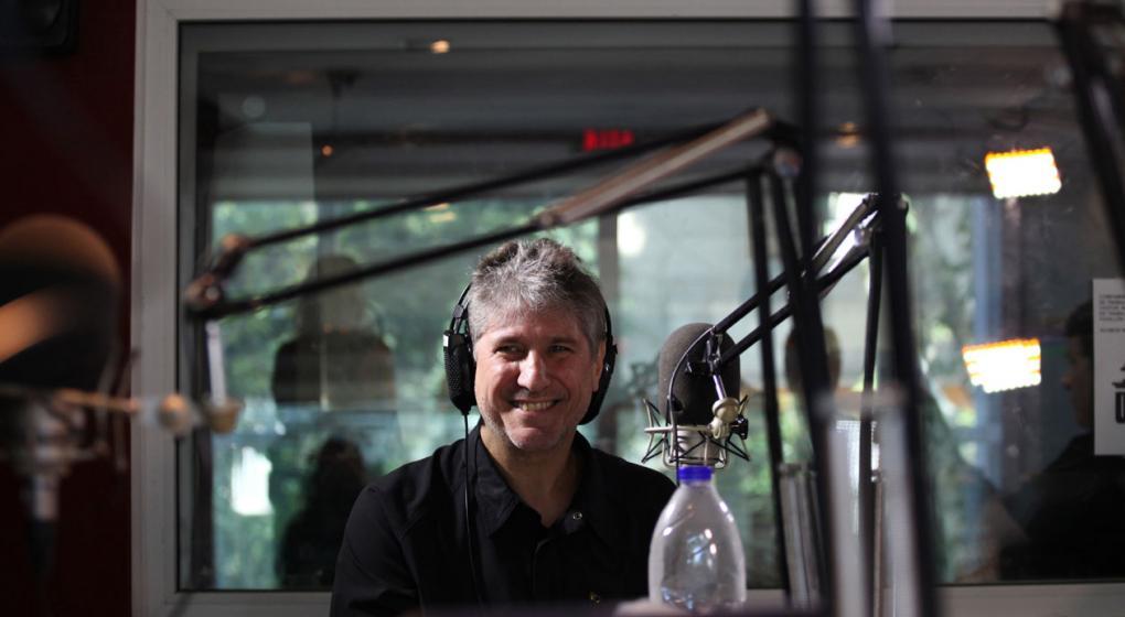Desde la cárcel, Boudou debutó como columnista de radio