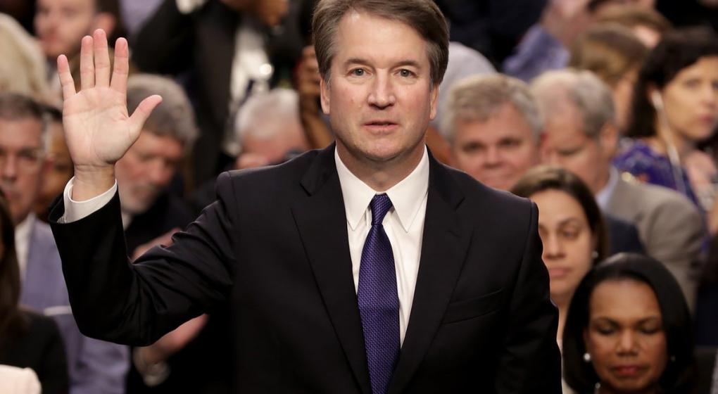 La nominación de Brett Kavanaugh a la Corte divide al senado de Estados Unidos