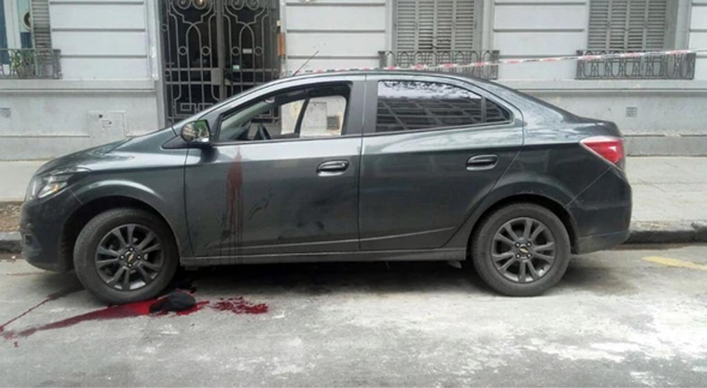 Un custodio de Juliana Awada baleó a un ladrón que lo abordó tras retirar un cheque