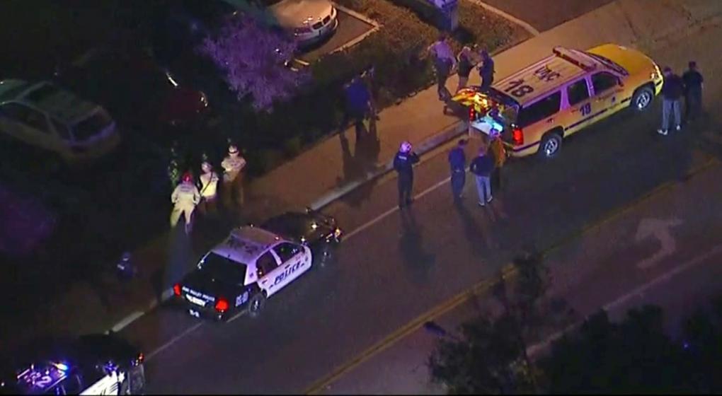 Al menos 12 muertos por un tiroteo en un bar de California, entre ellos el atacante