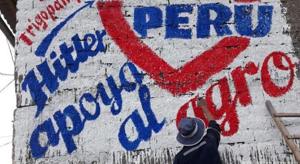 No sólo Hitler Alba Sánchez quiere ser intendente en Perú: Lenin Rodríguez lo impugna