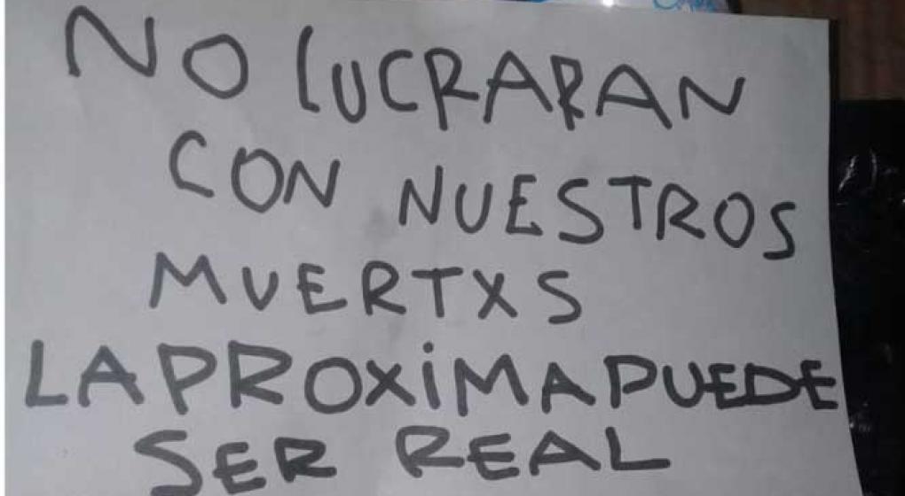 Amenazas en Córdoba por la proyección de la película sobre Santiago Maldonado