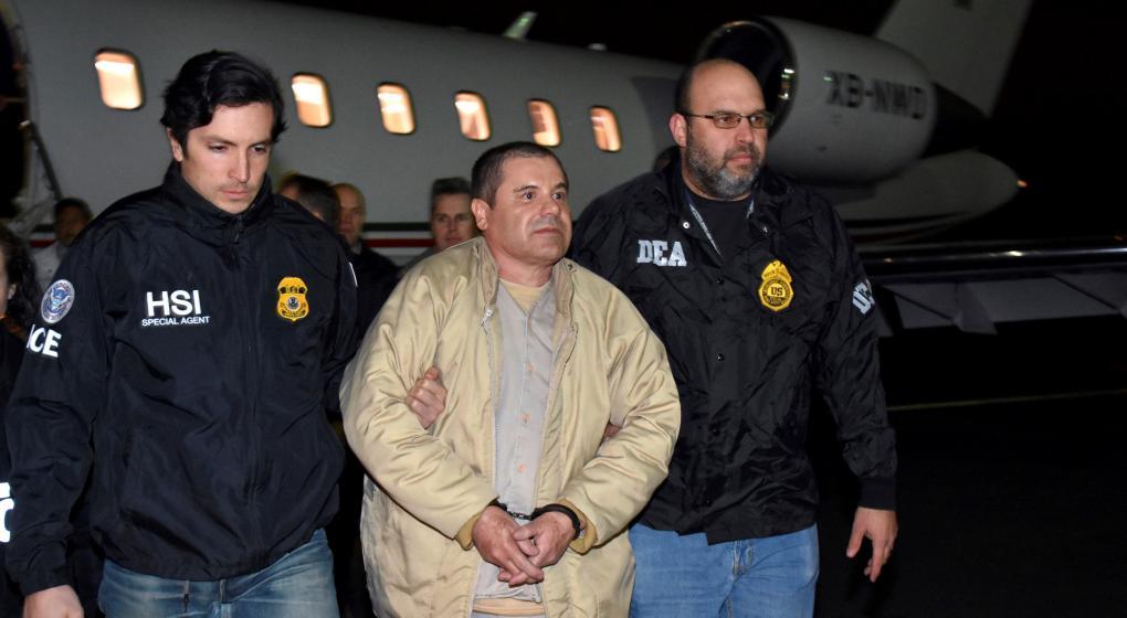 """Echan a jurado en el juicio al """"Chapo"""" Guzmán por querer un autógrafo del narco"""