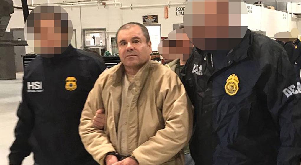 """Buscan acelerar una condena para """"el Chapo"""" Guzmán: retiran 17 cargos"""