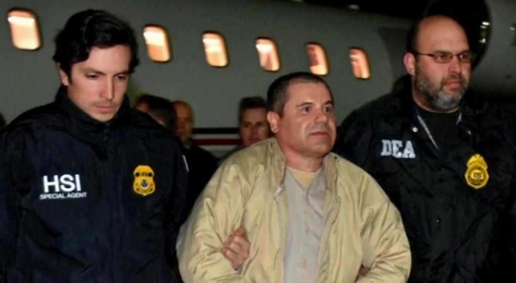 """Se acerca el juicio al """"Chapo"""" Guzmán en Nueva York"""