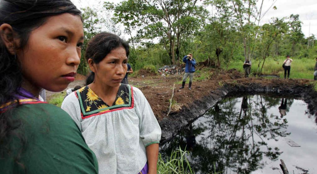 Contaminación: Ecuador perdió la batalla legal contra Chevron