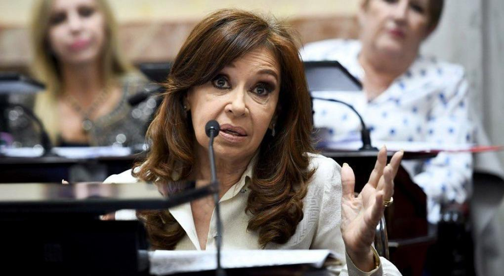 """Revés para Cristina en la causa """"La Rosadita"""""""