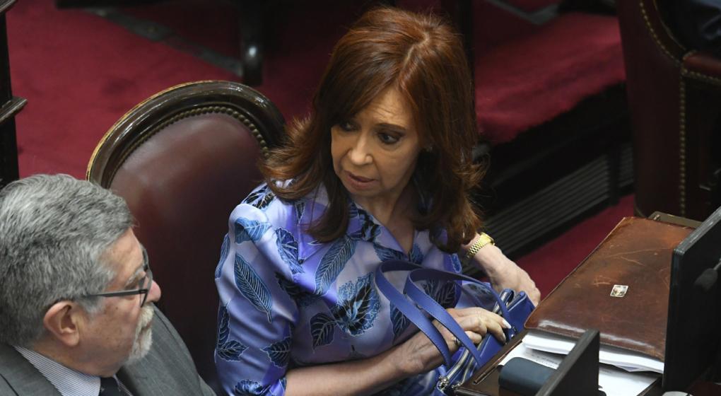 """""""Cuadernos k"""": aprobaron un dictamen para que se allanen los domicilios de Cristina"""
