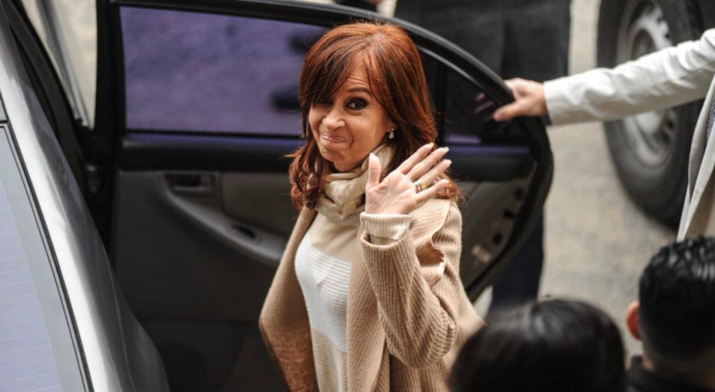 Ruta del dinero K: dictan falta de mérito para Cristina Fernández