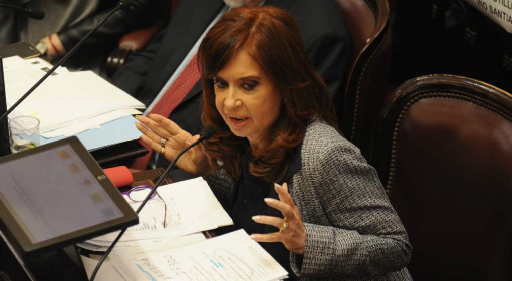 CFK: No me voy a arrepentir de nada de lo que hice