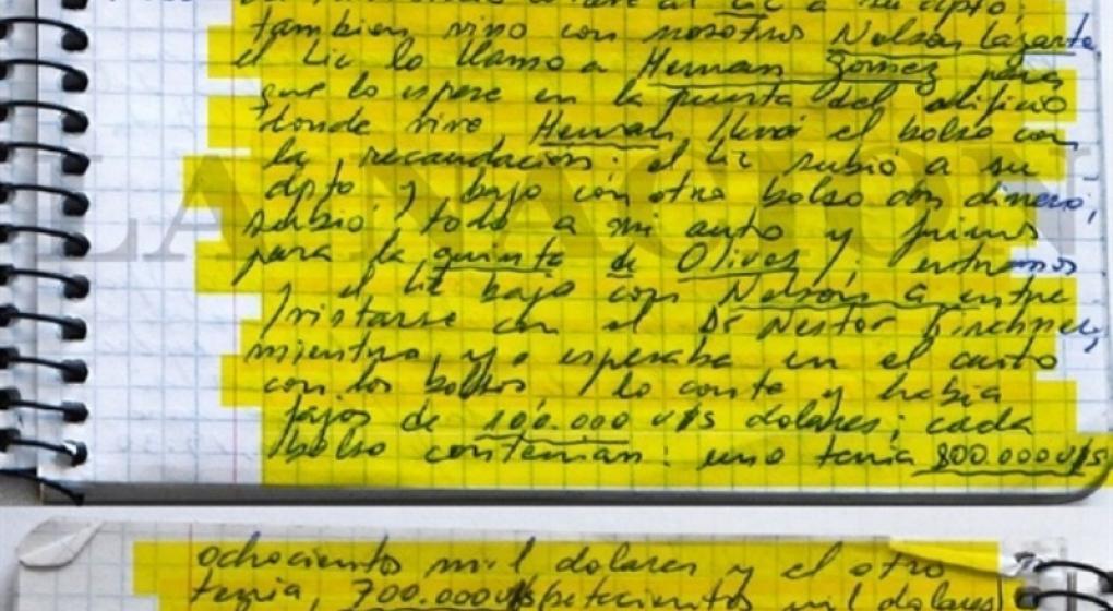 Cuadernos K: realizaron más de 500 llamados para denunciar casos de corrupción