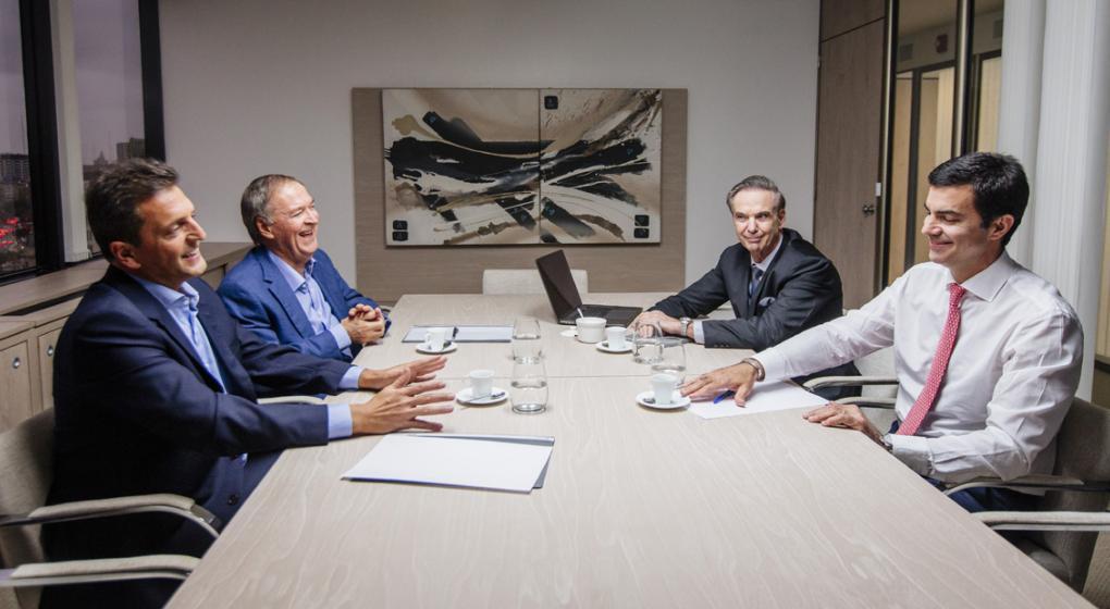 Con Schiaretti, el Peronismo Federal quiere ser una alternativa a Macri y a Cristina