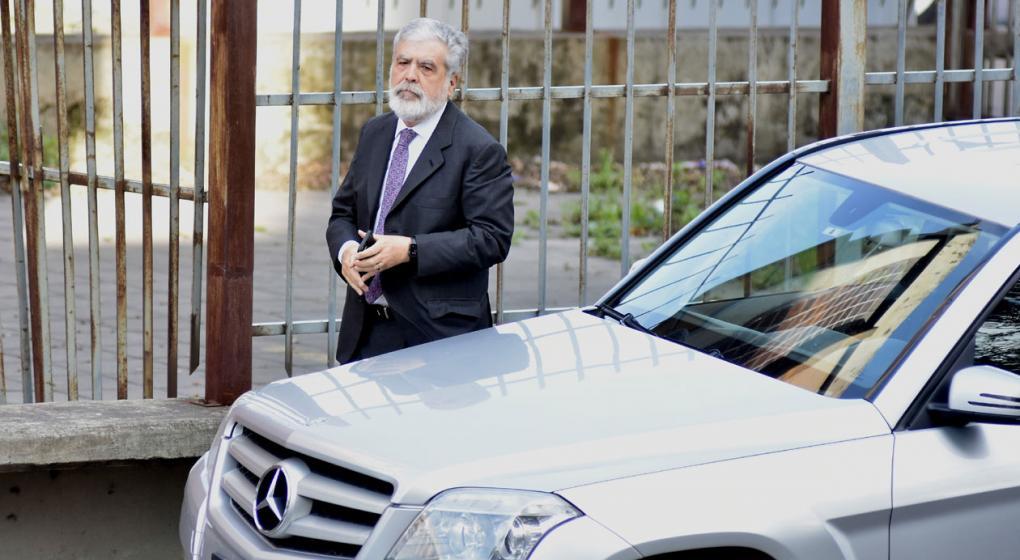 Confirmaron la inhibición de bienes a De Vido en la causa por la telenovela de Andrea del Boca