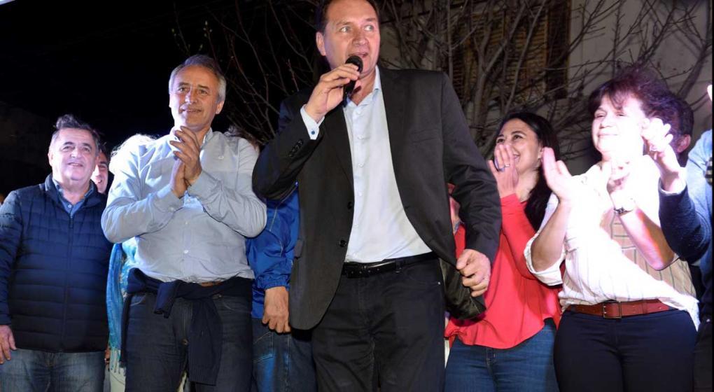 """El """"laboratorio"""" Marcos Juárez: evolución del voto de Cambiemos año a año"""