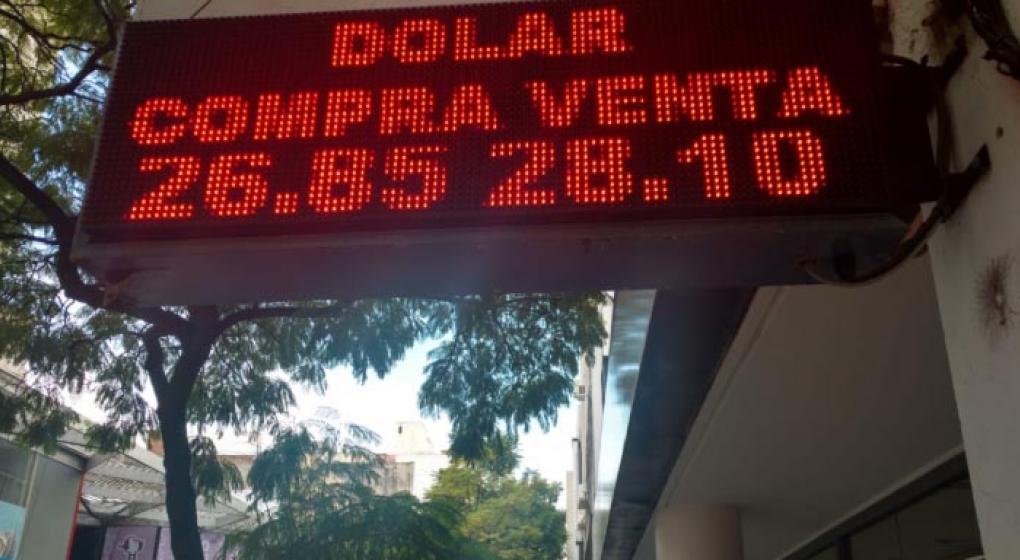 Después de tres días a la baja, el dólar volvió a subir