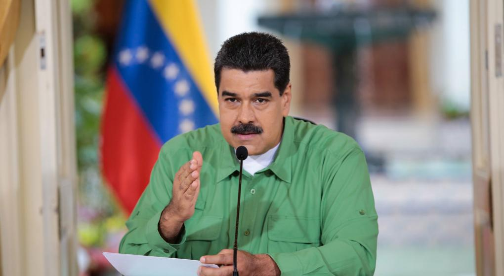 "Maduro le dijo ""culebra venenosa"" al vicepresidente de EE.UU., Mike Pence"