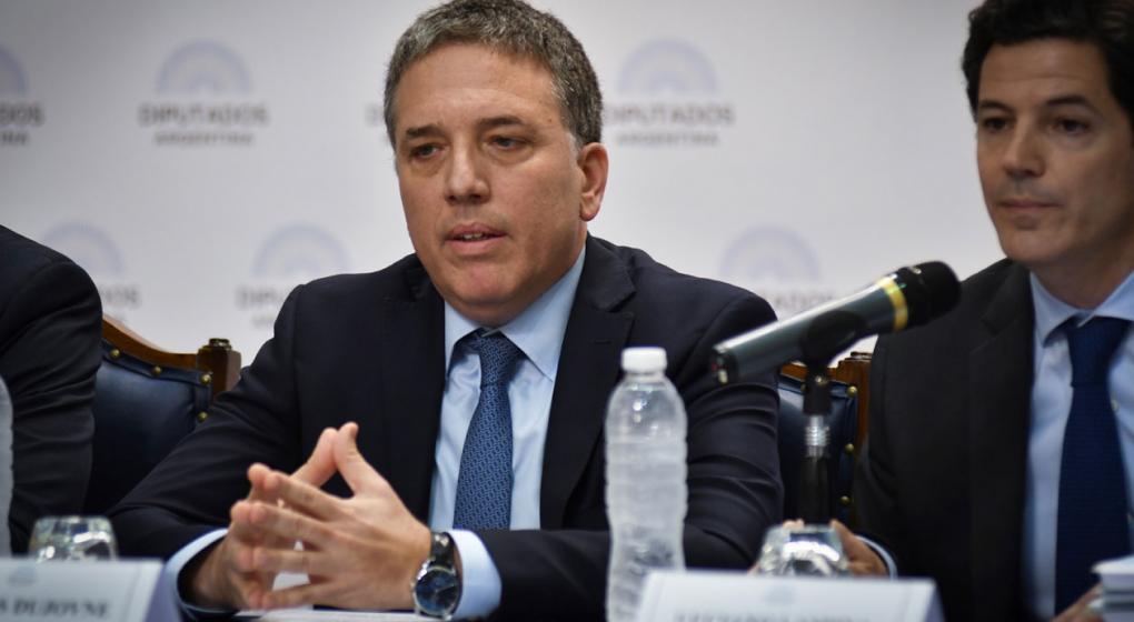 Dujovne: Quedan unos meses en los que la recesión se va a sentir