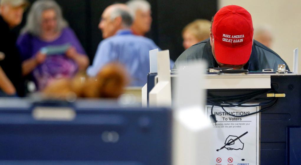 Elecciones en EE.UU: Indiana y Kentucky, los primeros colegios electorales en cerrar
