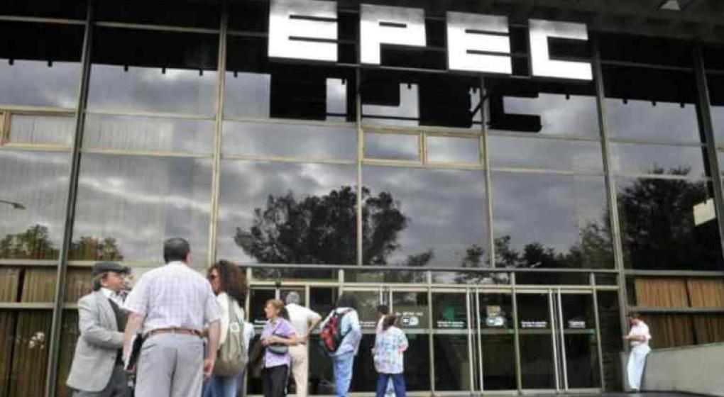 El stock de deuda en pesos se duplicó por pagar las cuentas de Epec