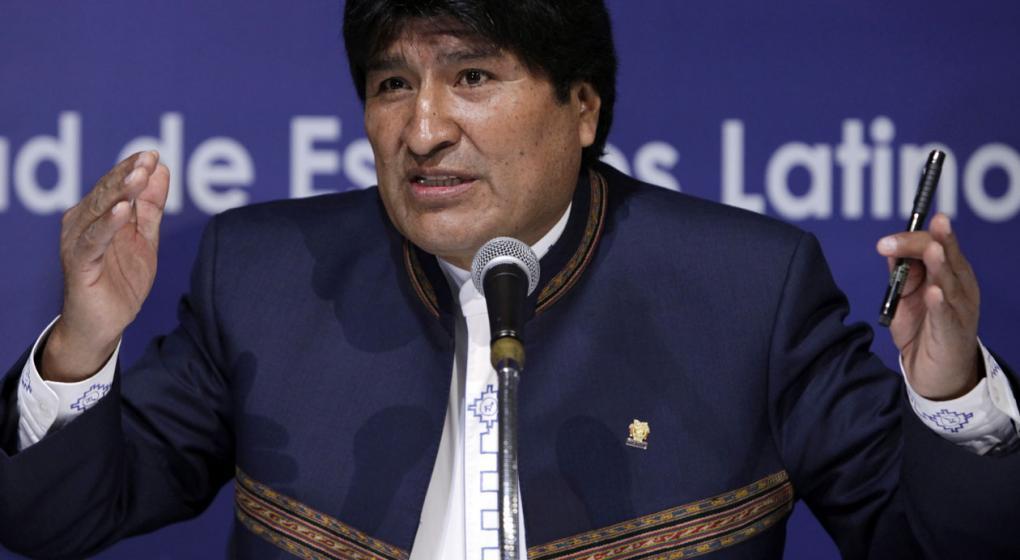 """Según Evo, el peso boliviano """"ya manda"""" del lado argentino de la frontera"""