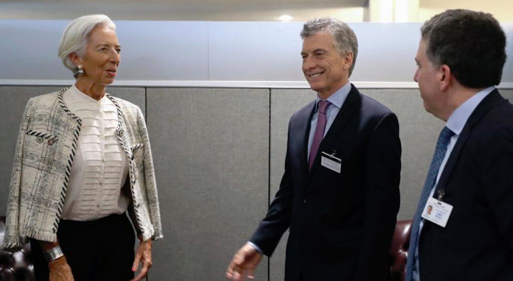 Para el FMI, los brotes verdes llegarán en el segundo trimestre de 2019
