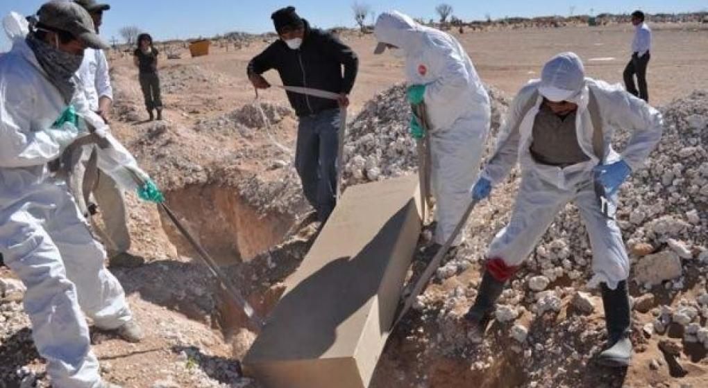 México, el país de las 2 mil fosas clandestinas