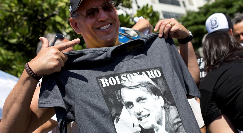 El auge de Bolsonaro exacerba la intolerancia y la violencia política en Brasil