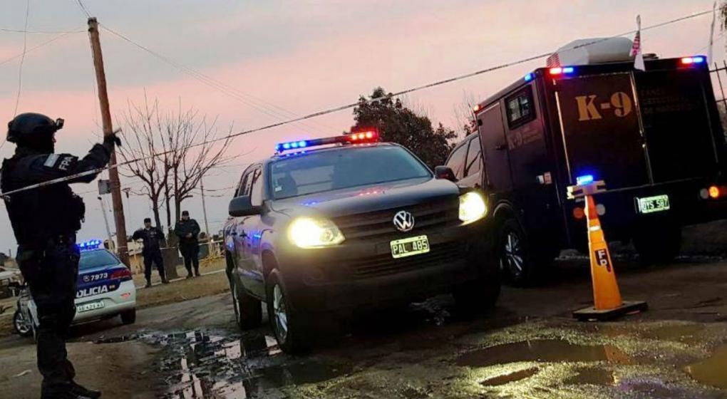 Detuvieron a cinco narcomenudistas con más de 1500 dosis de drogas
